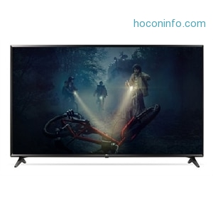 ihocon: LG 55UJ6300 55 4K UHD Smart LED HDTV + BONUS $200 Dell Promo eGift Card