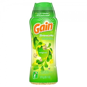 ihocon: Gain Fireworks in-Wash Scent Booster, Original, 20.1 Ounce