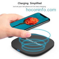 ihocon: Talentstar Fast Wireless Charging Pad 無線快速充電器