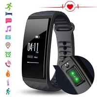 ihocon: Cubot Fitness Tracker Watch with Heart Rate monitor心率監測運動手環