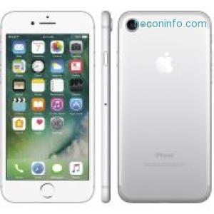 ihocon: Unlocked GSM/CDMA Apple iPhone 7 128GB, Silver