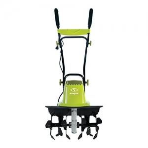ihocon: Sun Joe TJ603E 16-Inch 12-Amp Electric Tiller and Cultivator 電動耕耘機/翻土機