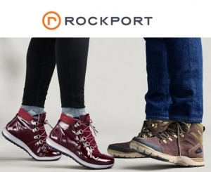 Rockport Outlet: 特價再30% off + free shipping
