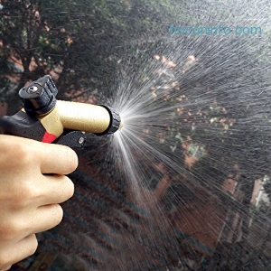 ihocon: Crenova Garden Hose Nozzle Sprayer -6 Adjustable Watering Patterns澆花水龍頭