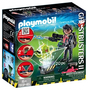 ihocon: PLAYMOBIL 9346 Ghostbuster Egon Spengler Building Set