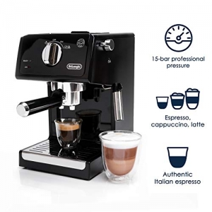 ihocon: De'Longhi ECP3120 15 Bar Espresso Machine with Advanced Cappuccino System 義式濃縮/卡布奇諾咖啡機