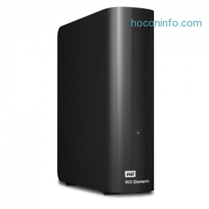 ihocon: WD 4TB Elements Desktop Hard Drive - USB 3.0 - WDBWLG0040HBK-NESN