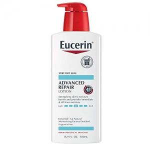 ihocon: Eucerin Advanced Repair Dry Skin Lotion 16.9 oz