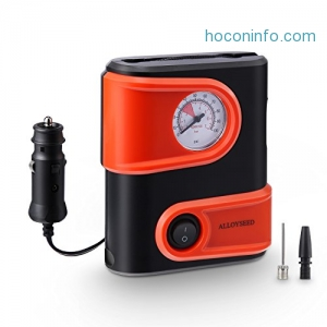 ihocon: Alloyseed Portable Air Compressor Pump電動打氣機