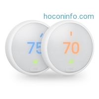 ihocon: Nest Thermostat E 7-Day Wi-FI Programmable Thermostat, White