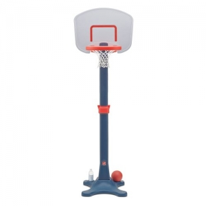 ihocon: Step2  Shootin' Hoops Pro Basketball Set 籃球架