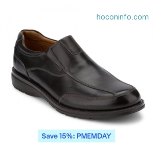 ihocon: Dockers真皮男鞋 Men's Fontana Genuine Leather Shoes