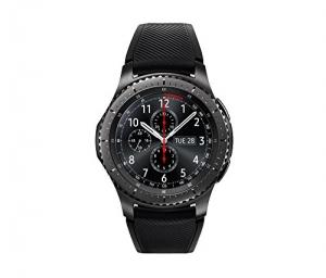 ihocon: Samsung Gear S3 Frontier Smartwatch (Bluetooth),  SM-R760NDAAXAR – US Version with Warranty 智能錶