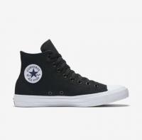 ihocon: Converse Chuck II High Top Unisex Shoe (Black)