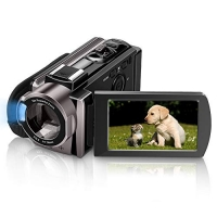 ihocon: MELCAM Video Camera Camcorder HD 1080P 24.0MP攝影機