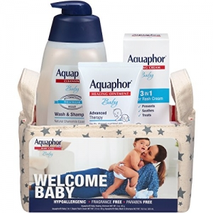 ihocon: Aquaphor Baby Welcome Gift Set Value Size 新生兒禮籃