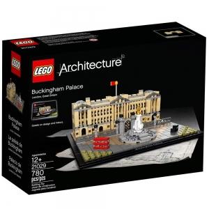 ihocon: LEGO樂高白金漢宮Architecture Buckingham Palace 21029 Landmark Building Set