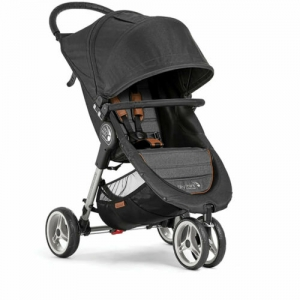 ihocon: Baby Jogger Anniversary City Mini Lightweight 3 Wheel Single Stroller, Evergreen  3輪嬰兒車