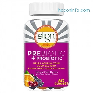 ihocon: Align Prebiotic + Probiotic Supplement, 60 Gummies