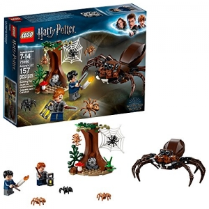ihocon: LEGO樂高Harry Potter and The Chamber of Secrets Aragog's Lair 75950 Building Kit (157 Pieces)