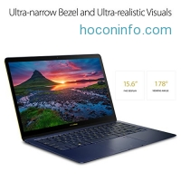ihocon: ASUS ZenBook 3 14 Deluxe Ultraportable Laptop i7/16GB/512GB/Win10 Pro, UX490UA