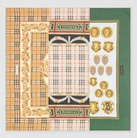 ihocon: Burberry Archive Scarf Print Silk Square Scarf