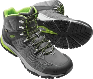 ihocon: KEEN Aphlex Mid WP Hiking Boots - Men's 男士登山靴