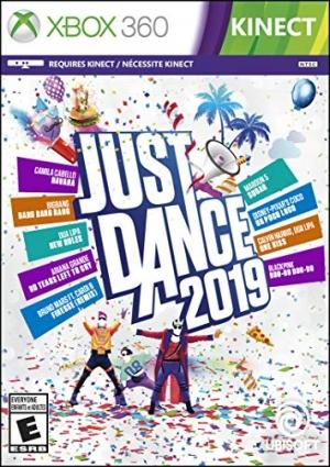 [Xbox 360 及 Nintendo Switch] Just Dance 2019 $19.99