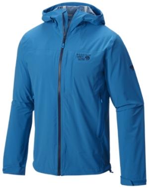 ihocon: Mountain Hardwear Stretch Ozonic Rain Jacket - Men's 男士防雨夾克 - 多色可選