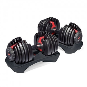 ihocon: Bowflex SelectTech 552 Adjustable Dumbbells (Pair) 可調式啞鈴一對