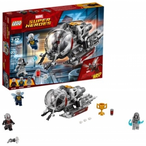 LEGO Marvel Super Heroes Ant-Man and The Wasp Quantum Realm Explorers $12.99(原價$19.87, 35% Off)