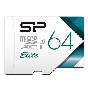 ihocon: Silicon Power-64GB High Speed MicroSD Card with Adapter