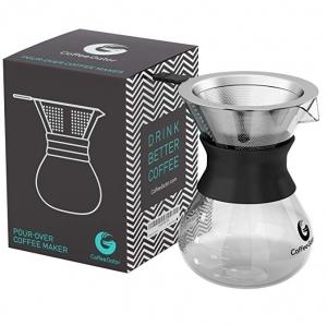 [Amazon今日特賣] Coffee Gator 咖啡沖泡壺, 咖啡罐, 馬克杯 特賣