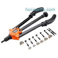 ihocon: Tacklife 14 Rivet Gun Kit