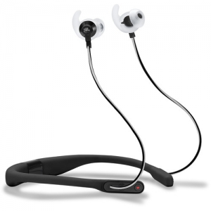 ihocon: JBL Reflect Fit Heart Rate Wireless Headphones (Black)   心率無線耳機(黑色)