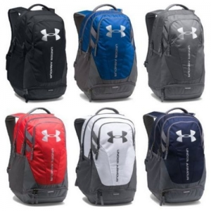 ihocon: Under Armour Hustle UA Storm 3.0 Backpack背包-多色可選