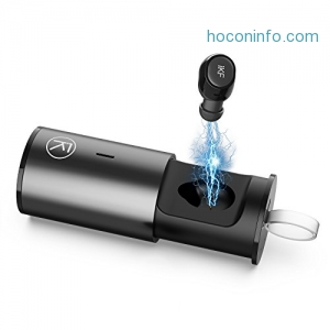 ihocon: iKF Mini Bluetooth Earbud with Charging Case真無線耳機+充電盒