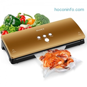 ihocon: Intey Vacuum Sealer Packing Machine食物真空保鮮機