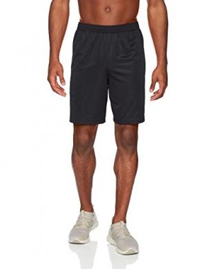 ihocon: Amazon Essentials Men's Loose-Fit Mesh Basketball Short 男士短褲