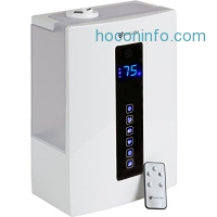 ihocon: Avalon Premium 5 Liter Ultrasonic Digital Humidifier, Cool/Warm Mist超音波冷/熱室內加濕器
