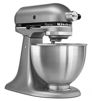 ihocon: KitchenAid KSM75SL Classic Plus 4.5-Qt. Tilt-Head Stand Mixer 攪拌機