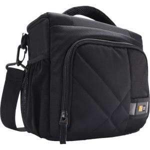 ihocon: Case Logic CPL-106 DSLR Medium Camera Shoulder Bag (Black) 相機包