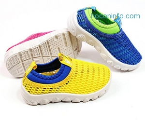 ihocon: WALUCAN Boys and Girls Water Shoes兒童水鞋