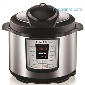 ihocon: Instant Pot LUX60V3 6 Qt 6-in-1 Muti-Use Programmable Pressure Cooker