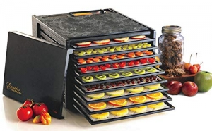 ihocon: Excalibur 3900B 9-Tray Electric Food Dehydrator with Adjustable Thermostat, Made in USA, 9層食品乾燥機,溫度控制