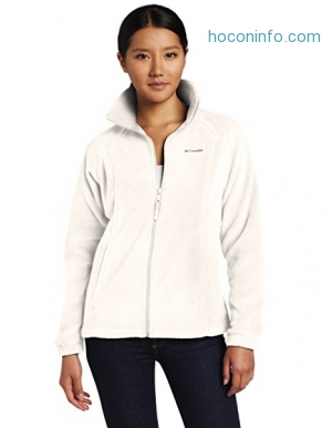 ihocon: Columbia Women's Benton Springs Full-Zip Fleece Jacket