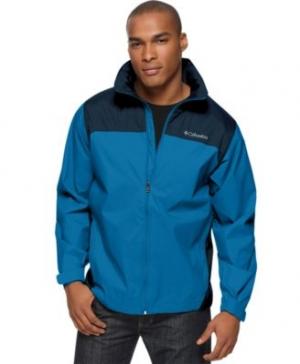 Columbia Men's Glennaker Lake™ Rain Jacket男士防水夾克/雨衣- 多色可選 $39.99(原價$60, 33% Off)