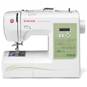 ihocon: Singer Fashion Mate 70 Stitch Computerized Sewing Machine w/ Automatic Threader 勝家電腦縫紉機