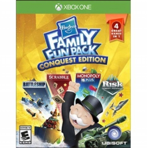 ihocon: Ubisoft Hasbro Family Fun Pack Conquest Edition Xbox One
