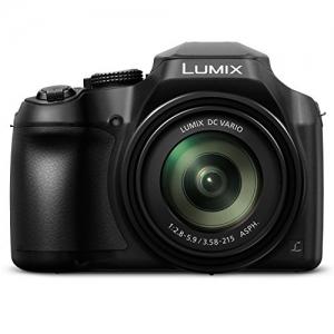ihocon: PANASONIC LUMIX FZ80 4K Digital Camera, 18.1 Megapixel, 60X Zoom DC VARIO 20-1200mm Lens相機